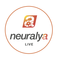 Neuralya live logo rounded transparent