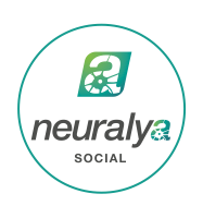 Neuralya social logo rounded transparent